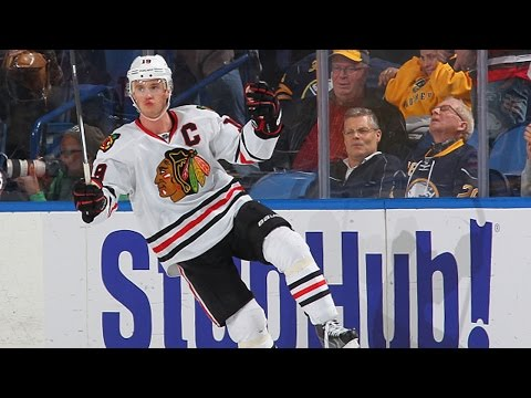 Toews strikes twice late in just 47 seconds
