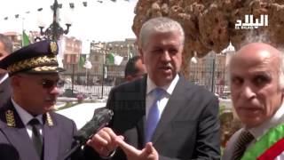 عبد المالك سلال / الوزير الأول  -el bilad tv -