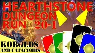 Hearthstone KC: Dungeon Run 20-1 (Warlock)
