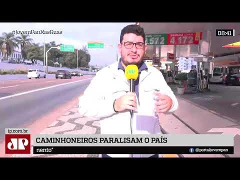 Posto Em São Paulo Não Tem Combustível Neste Sábado | Jornal Da Manhã