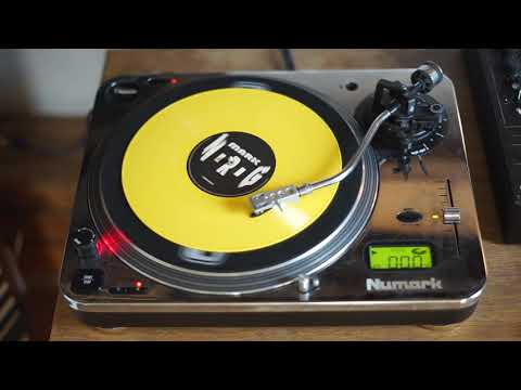 """Mark N-R-G – Don't Stop (Mo Tune Remix) (10"""" Limited Edition Yellow Vinyl)"""