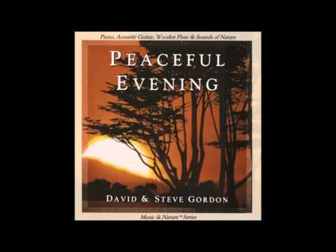 David & Steve Gordon - Radiant Sea (Peaceful Evening)