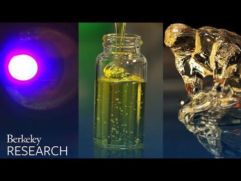 De líquido pegajoso a objeto sólido complejo en solo unos minutos: nueva impresora 3D de luz