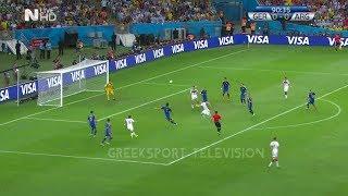 Γερμανία-Αργεντινή 1-0 Στιγμιότυπα HD με Ελληνική Περιγραφή |Τελικός Mundial 2014|
