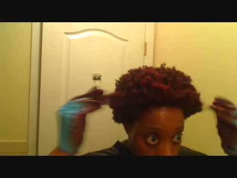 How To Apply A Semi Permanent Hair Rinse Doovi