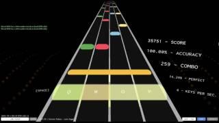 ROBLOX Rhythm Track - Lone Digger [ Hard Mode ] 100% Accuracy