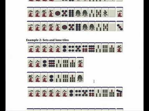 Basic Riichi Mahjong Strategy