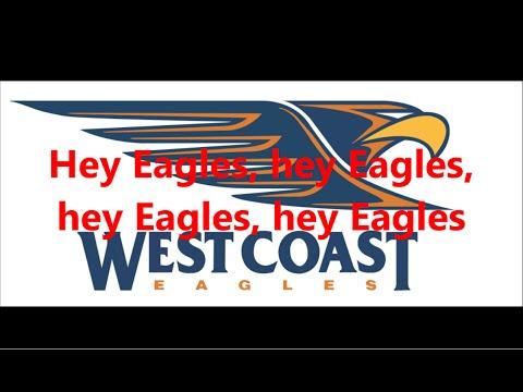 West Coast Eagles theme song (Lyrics) AFL Sing-A-Long
