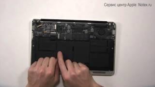 видео Не работают разъемы MacBook