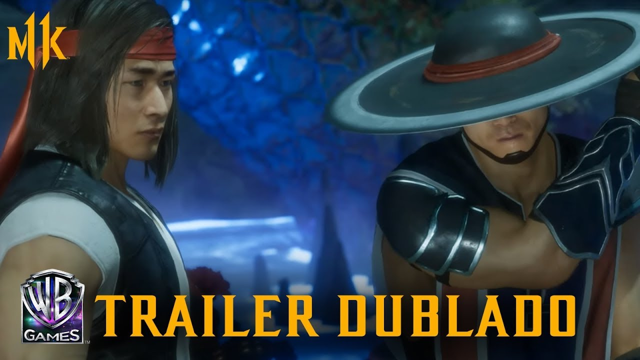 Mortal Kombat 11 – Old Skool Vs. New Skool (Trailer Dublado PT-BR)