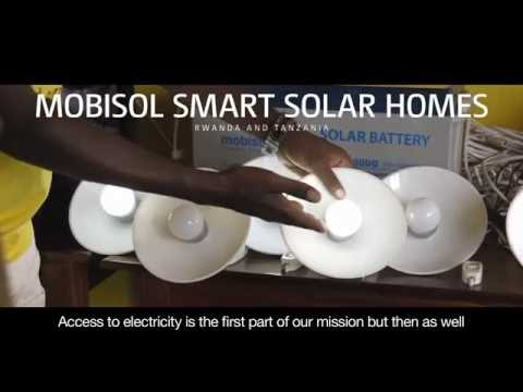 Mobisol Smart Solar Homes