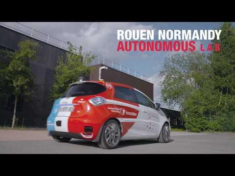 Rouen Normandy Autonomous Lab : experimentation of an on-demand autonomous mobility service