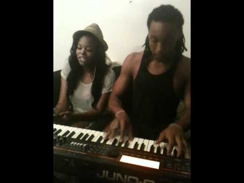India Arie ft. Musiq Soulchild: Chocolate High (cover) Regan Campbell & Maestro AJ