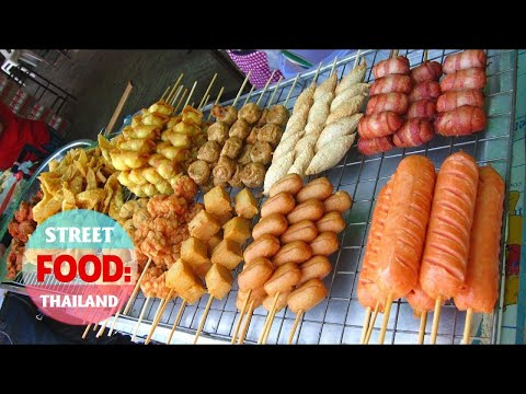 [Thailand Street Food] Street Food Around The World: Bangkok