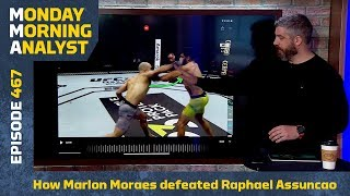 Marlon Moraes Sent A Message at UFC Fortaleza | Monday Morning Analyst #467