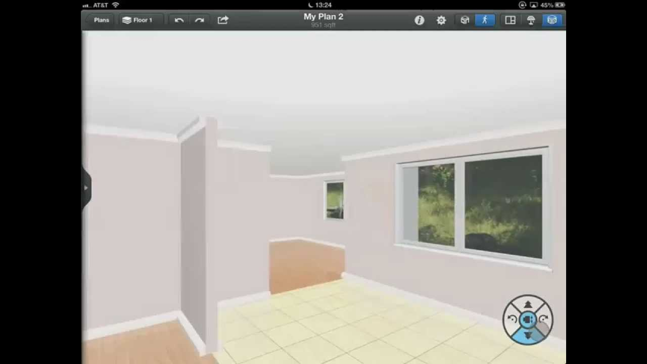 Interior Design For Ipad Removing Walls Youtube