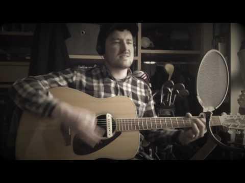 The Ride - David Allan Coe (Acoustic Cover by John Bearer)