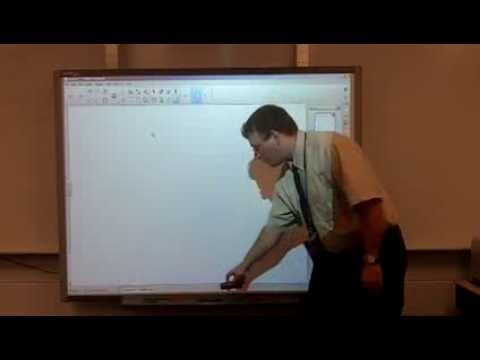 how to turn on smart board