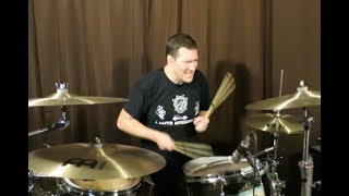 Goldfinger - Put The Knife Away - (Drum Cover)