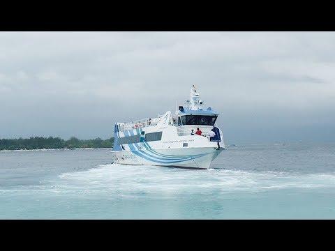 PATAGONIA XPRESS - Boat to Bali, Gili, Lombok