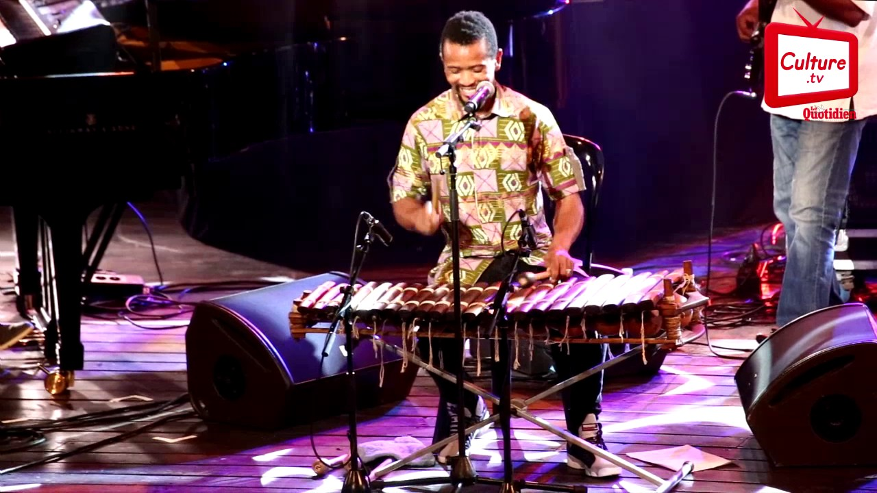 Fabio Marouvin & The African Connection | Total Jazz | 08/04/2017