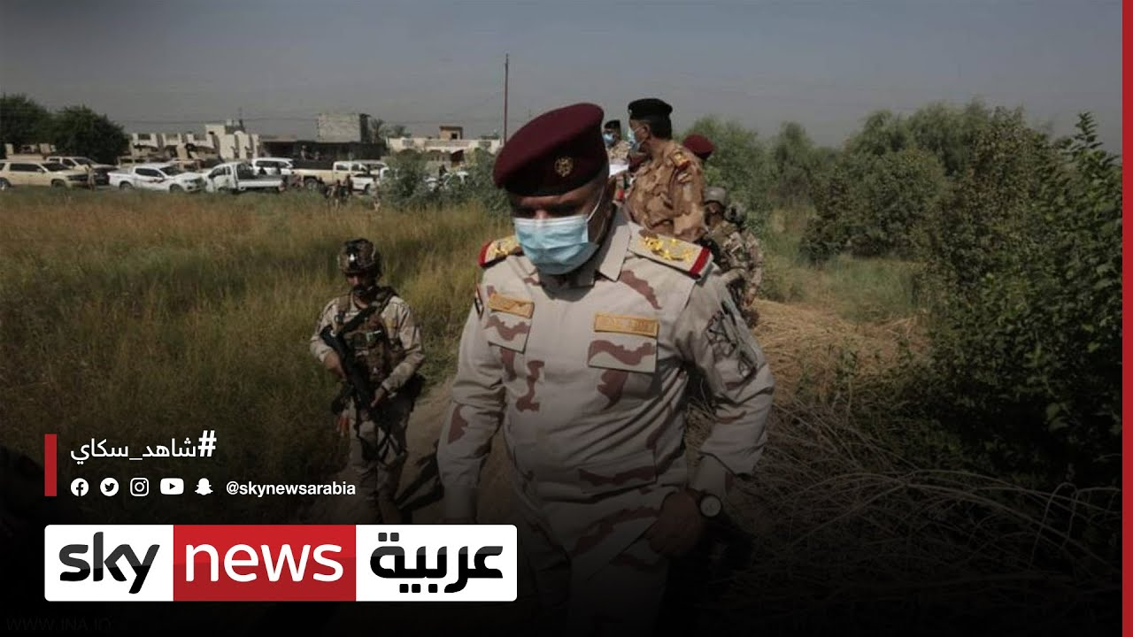 عملية أمنية بمحافظتي صلاح الدين وديالى لتعقب فلول داعش  - نشر قبل 2 ساعة