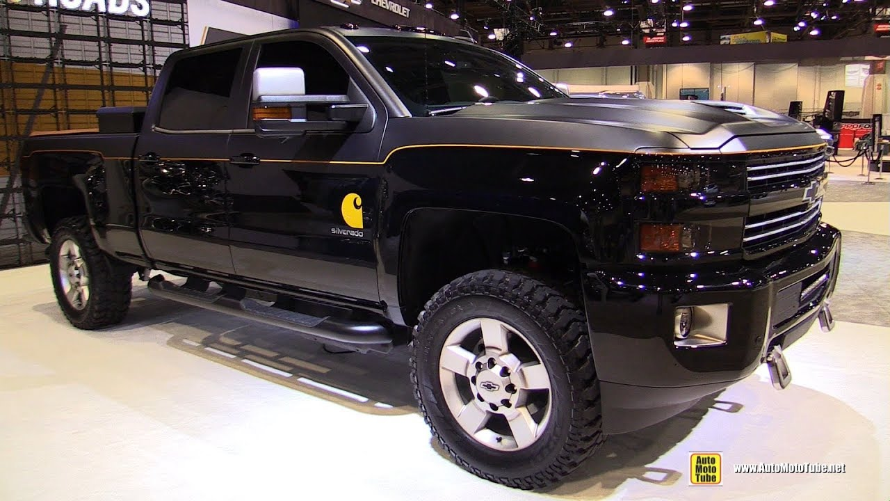 2017 chevrolet silverado 2500 hd carhartt concept. Black Bedroom Furniture Sets. Home Design Ideas