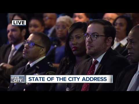 Mayor Duggan gives State of The City