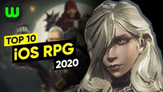 10 BEST iOS RPGs of 2020