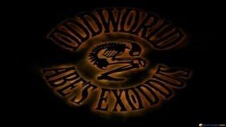 Oddworld: Abe's Exoddus gameplay (PC Game, 1998)