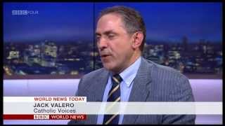 Jack Valero on the reform of the Vatican Bank - BBC World News