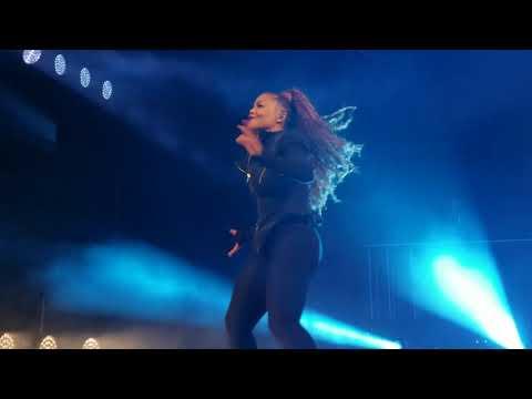 Janet Jackson - Rhythm Nation (Concert Performance)