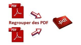 regrouper et fusionner des fichiers pdf regrouper pdf fusionner pdf assembler pdf