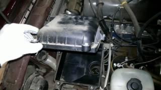 видео Воздушный фильтр  ВАЗ 2107