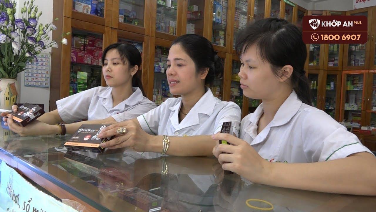 Tại sao khách hàng chọn mua Khớp An Plus tại nhà thuốc Hải Chiến, Đan Phượng?