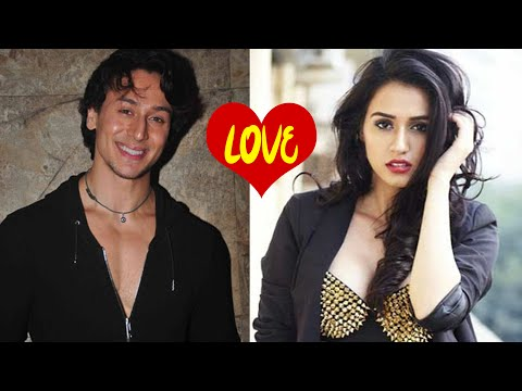 Tiger Shroff Reveals his Real Life Girlfriend, Disha Patani