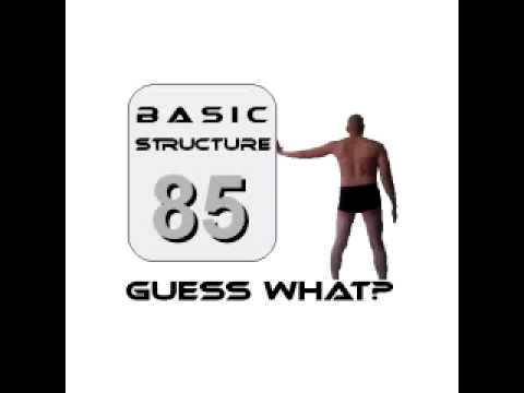 Basic Structure 85  Guess what?