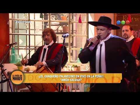 El Chaqueño Palavecino canta
