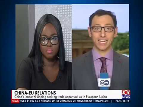 China-EU Relations - The Pulse on JoyNews (27-3-19)