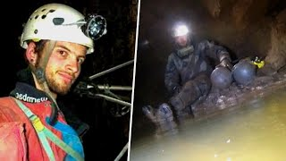 Thailand Cave Diver Rescued in Tennessee