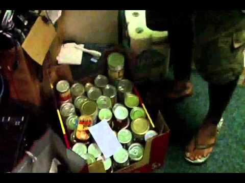 G3 Internet Cafe, Guam's 5th annual Thanksgiving Can Food Drive