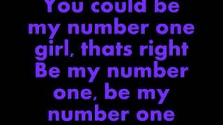 Mindless Behavior - Number One Girl (Lyrics)