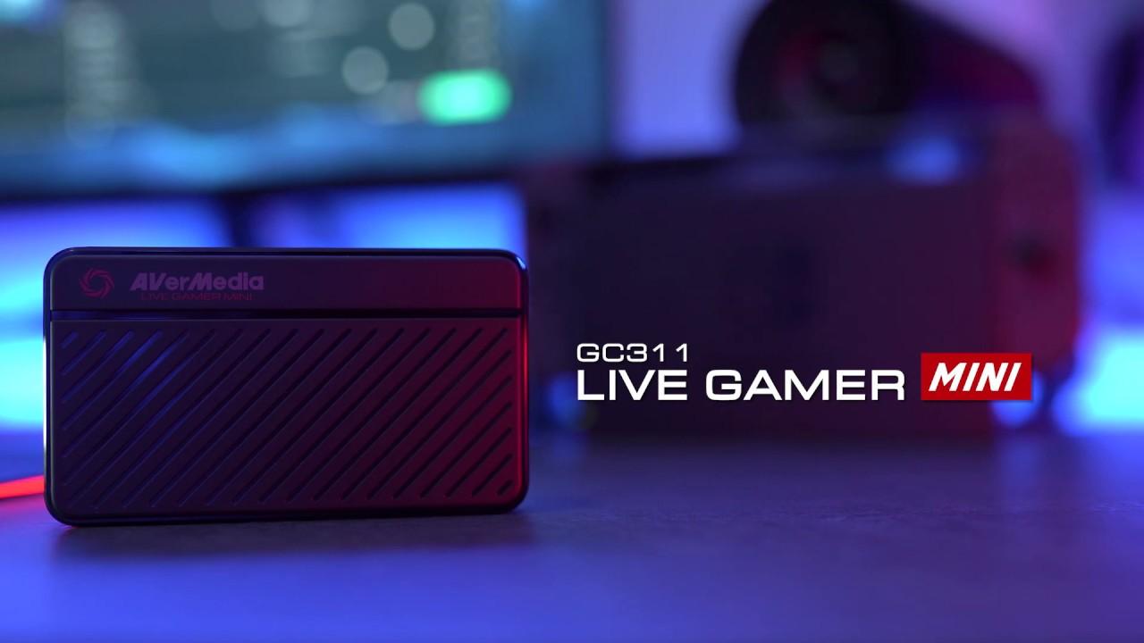 AVerMedia GC311:製品紹介ビデオ