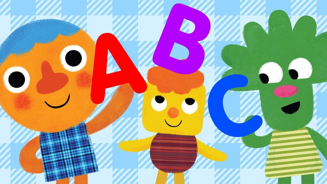 Noodle & Pals ABCs | Super Simple Storybook | Alphabet for Kids