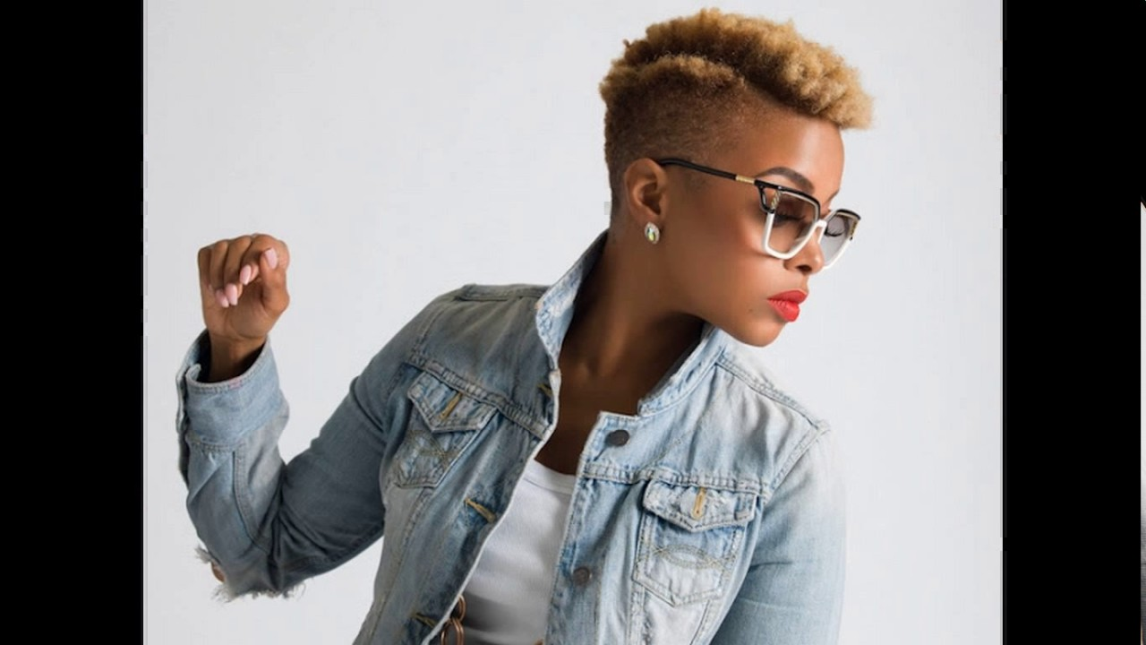 Celebrities Hairstyles: South African Short Haircuts