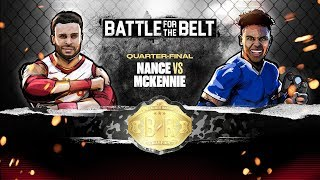 Larry Nance Jr. vs. Weston McKennie: Battle for the Belt Quarter-Final 3
