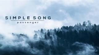Simple Song -  Passenger (Lyrics)