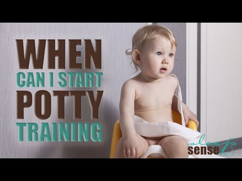 When Can Start Potty Training