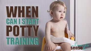 When Can I Start Potty Training?
