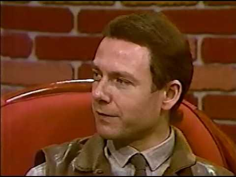 VMC Atlanta ROBERT FRIPP interview Feb 1984 from The Video Music Channel